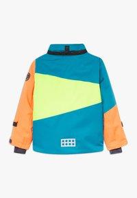LEGO Wear - LWJOSHUA 701 - Kurtka snowboardowa - dark turquoise - 2