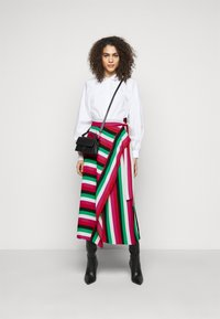 Diane von Furstenberg - CARSON STRIPE SKIRT - Maxi skirt - multi-coloured - 1