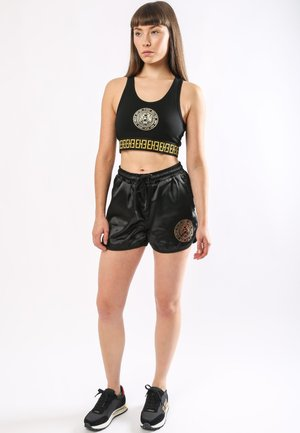 BIG-TOUR RUNNER SHORT - Shorts - black