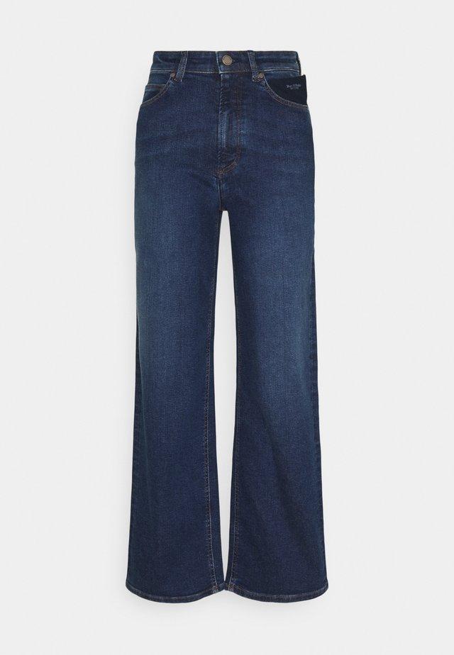 TOMMA - Jeans baggy - dark blue