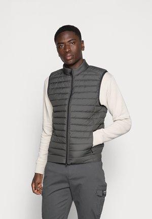 VEST MAN - Vest - dark khaki