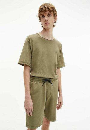 Basic T-shirt - delta green