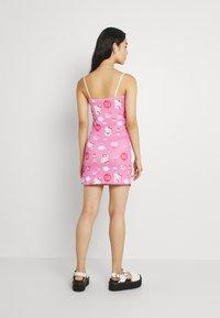 NEW girl ORDER - YING YANGBALLOON DRESS - Day dress - pink - 2