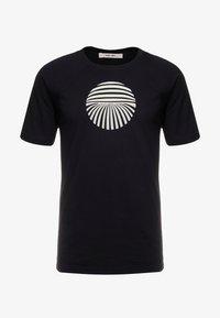 Damir Doma - TIES - Print T-shirt - black - 4