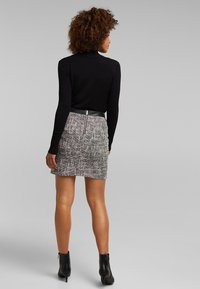 Esprit - Mini skirt - black - 2