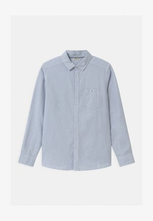 OXFORD RIGHE - Shirt - halogen blue