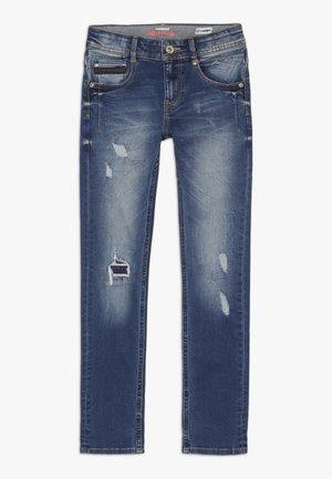 ADAMOS - Jeans Skinny Fit - blue vintage