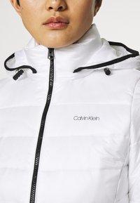 Calvin Klein - Light jacket - offwhite - 6