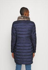 Esprit Collection - 3M THINS - Winter coat - navy - 3
