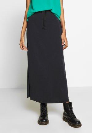 FLORRIE - Maxi skirt - black