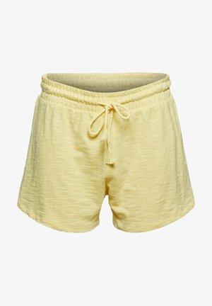 Shorts - light yellow