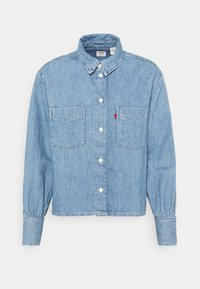 Levi's® - ZOEY PLEAT UTILITY - Skjortebluser - stay cool - 4