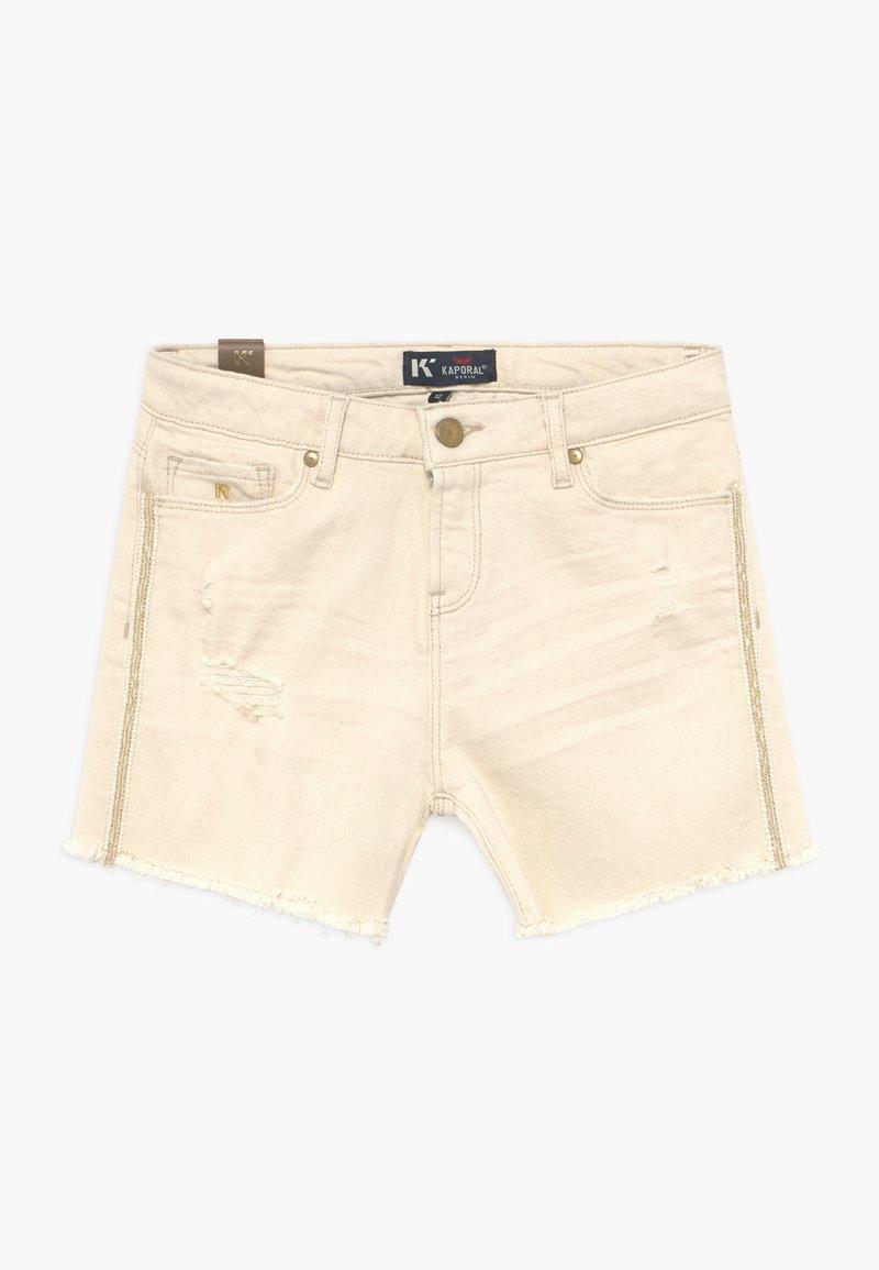 Kaporal - Denim shorts - offwhite