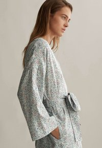 OYSHO - Dressing gown - green - 4
