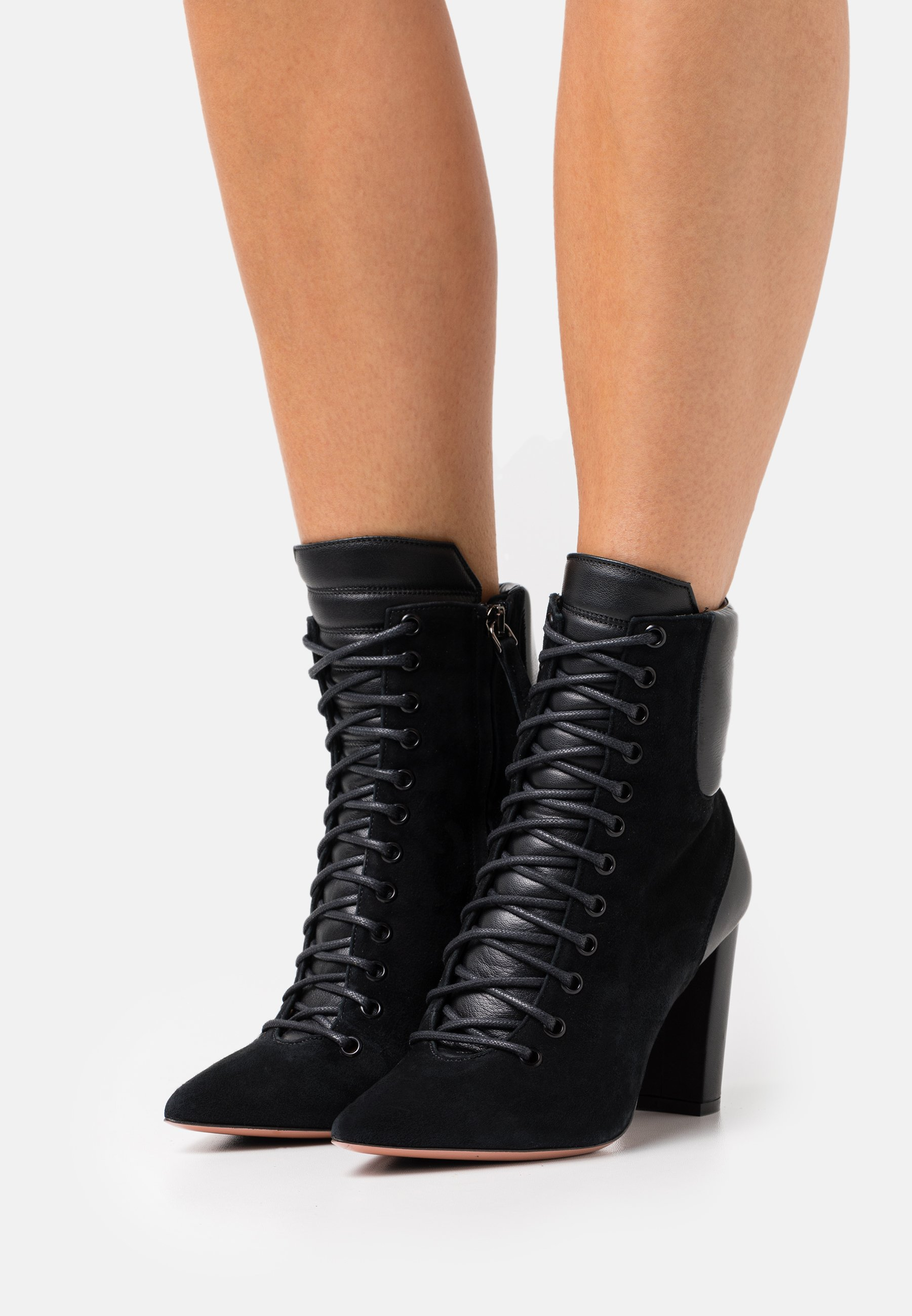 Women CAMELIE - Lace-up ankle boots