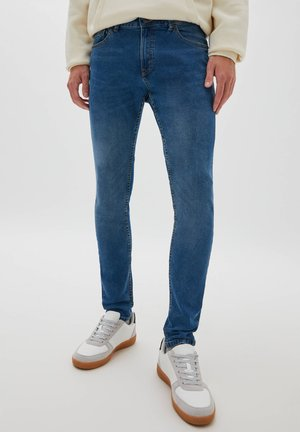 COLORED BASIC IN  SUPER SKINNY FIT - Jeans Skinny Fit - blue