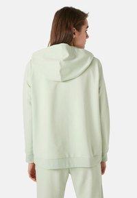 LC Waikiki - Zip-up sweatshirt - green - 2