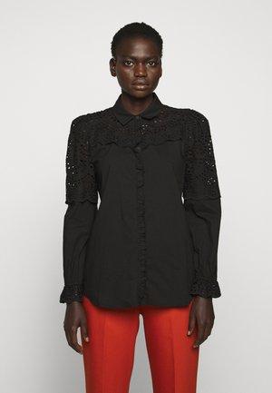 SIENNA ROBINE - Košile - black
