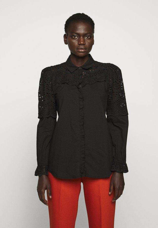 SIENNA ROBINE - Skjorte - black