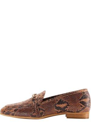 Mocassins - schlange