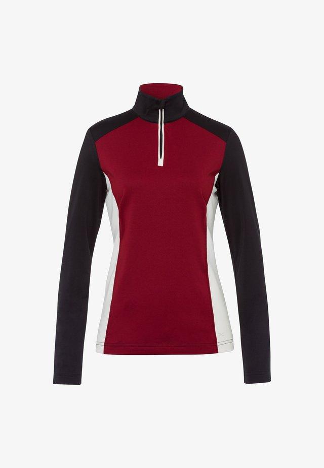 STYLE TEA ADINA - T-shirt de sport - black