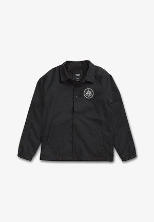 BY VANS X SPONGEBOB TORREY II BOYS - Light jacket - black