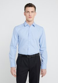 HUGO - ELISHA EXTRA SLIM FIT - Kostymskjorta - light blue - 0