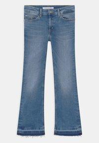 Calvin Klein Jeans - FLARE INFINITE  - Bootcut jeans - denim - 0