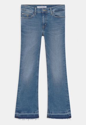 FLARE INFINITE  - Jean bootcut - denim
