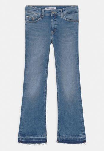 FLARE INFINITE  - Bootcut jeans - denim