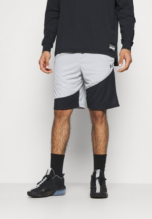 BASELINE SHORT - kurze Sporthose - mod gray/black