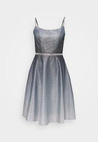 Luxuar Fashion - Robe de soirée - schwarz/silber - 5