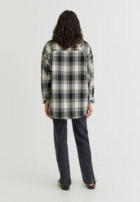 PULL&BEAR - Summer jacket - black - 2