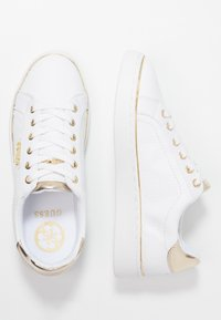 Guess - BECKIE - Baskets basses - white - 3