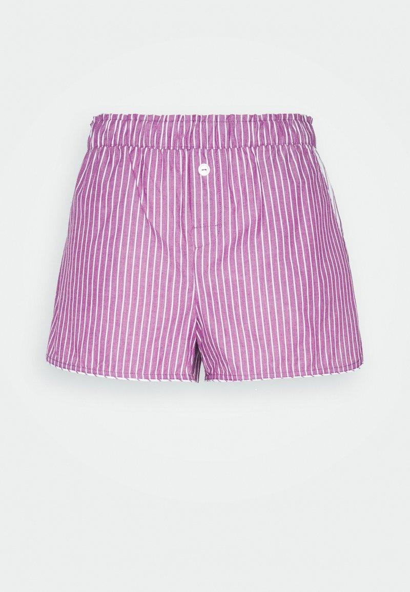 GAP - SUM POPLIN SHORT - Shorts - winter peony