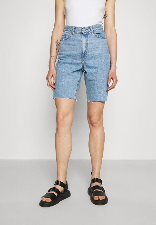 ECHO  - Short en jean - empress light blue