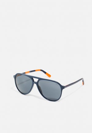 Sluneční brýle - shiny navy blue
