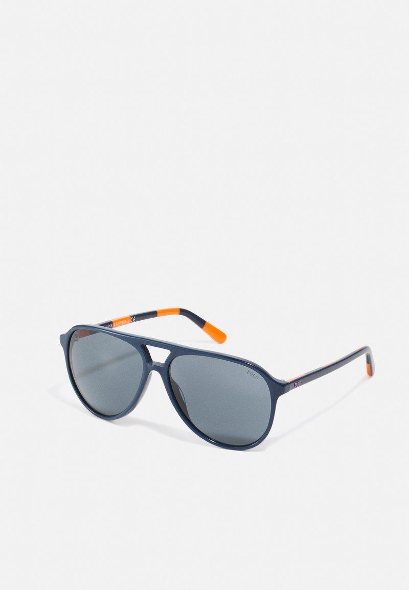 Polo Ralph Lauren - Sunglasses - shiny navy blue
