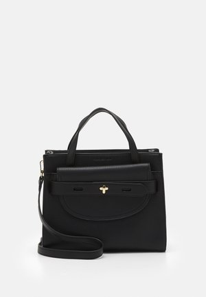 BECKY STRUCTURED BAG - Cabas - black