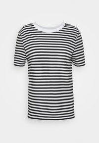 Even&Odd Tall - Print T-shirt - black/white - 3