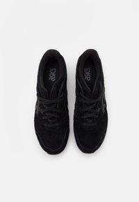 ASICS SportStyle - GEL-LYTE III UNISEX - Sneakers basse - black - 3