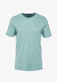 Polo Ralph Lauren - PIMA - T-shirt basic - pine heather - 4