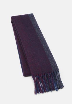 JACSIMON SCARF - Scarf - dark grey melange