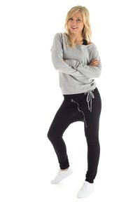 Winshape - LONGSLEEVE - Sweatshirt - grey melange - 1