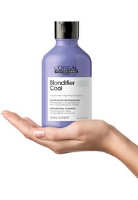 L'OREAL PROFESSIONNEL - Paris Serie Expert Blondifier Shampoo Cool - Shampoo - - - 3