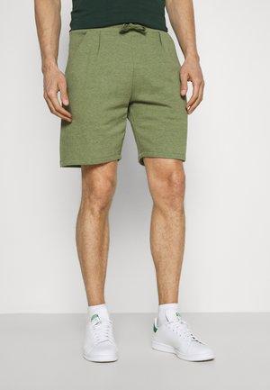 PIGMENT DYED - Shorts - army