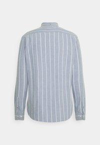 Kronstadt - JOHAN OXFORD STRIPE - Shirt - light blue - 7