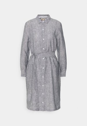 TERN DRESS - Shirt dress - navy
