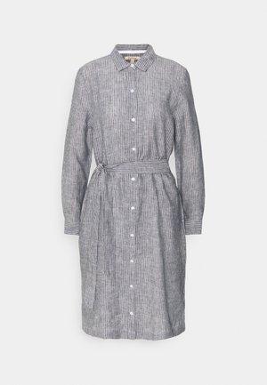 TERN DRESS - Košilové šaty - navy