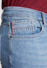 camel active - FLEX - Straight leg jeans - stone blue - 3